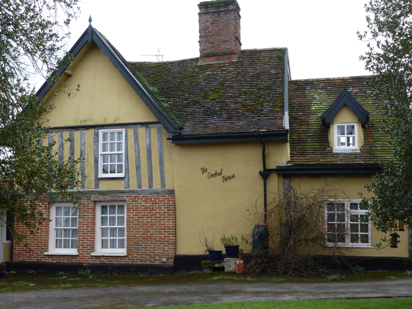 Crooked House,High St,Spring Ln
